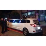 Limousine para noiva melhor preço na Vila Vera