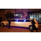 Limousine para noiva menor preço no Jardim Brasília