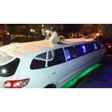 Limousine para noiva onde localizar na Boa vista
