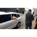 Limousine para noiva preço acessível na Vila Filomena