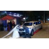 Limousine para noiva preço baixo em Lages