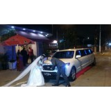 Limousine para noiva preço baixo na Cantareira