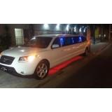 Limousine para noiva preço na Anchieta