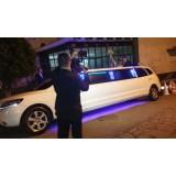 Limousine para noiva preço no Jardim Clei
