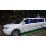 Limousine para noiva quanto custa no Jardim Robru