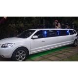 Limousine para noiva valor na Vila Rabelo