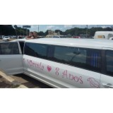 Limousine para venda Jardim Guanabara