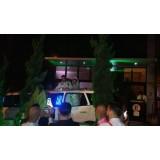 Limousine para venda menor preço na Vila Mangalot