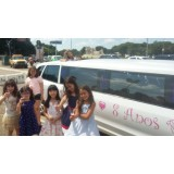 Limousine para venda menor preço na Vila Nelson