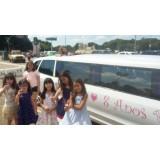 Limousine para venda menor preço no Belenzinho