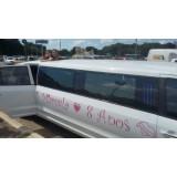 Limousine para venda no Jardim Oliveira