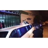 Limousine para venda onde localizar na Vila Stela