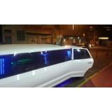 Limousine para venda preço acessível na Vila Olga