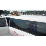 Limousine para venda preço acessível no Conjunto Fidalgo