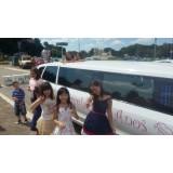 Limousine para venda quanto custa na Vila Baby