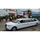 Limousine para venda quanto custa na Vila Barbosa