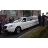 Limousine preço na Vila Quintana