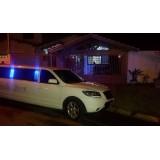 Limousine valor  na Vila Londrina