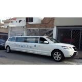 Limousine venda na Vila Marieta