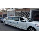 Limousine venda valor na Vila Socorro
