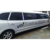 Limousines a venda menores preços em Jaboticabal