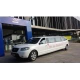 Limousines para alugar onde encontrar no Parque São Domingos