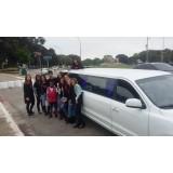Limousines para alugar onde localizar em Campo Grande