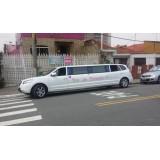 Limousines para alugar preço na Chácara do Sol