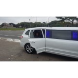 Limousines para alugar preço na Vila Marilu