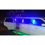 Limousines para alugar quanto custa na Cidade Satélite Santa Bárbara