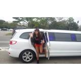 Limousines para alugar quanto custa na Vila São Francisco