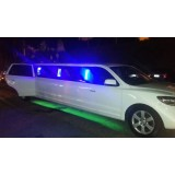 Limousines para alugar valor na Vila Andes