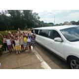 limousines para festas quanto custa no Jardim Alviverde
