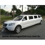 Limousines para locação melhor preço na Vila Marisbela
