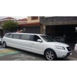 Limousines para locação quanto custa na Vila Albertina