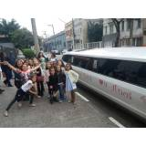 locação de limousine de festa em SP em Torrinha