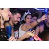 locação de limousine festa preço Vila Procópio