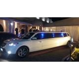 Locação de limousine luxuosa melhor preço em Blumenau
