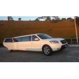 Locação de limousine luxuosa melhor preço no Jardim Jaraguá