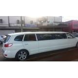 Locação de limousine luxuosa menor preço no Bosque do Sol