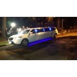 Locação de limousine luxuosa na Vila Marte