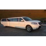 Locação de limousine luxuosa onde localizar no Jardim das Pedras