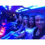 Locação de limousine luxuosa preço na Barra Funda