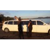 Locação de limousine luxuosa valor em Guaianases