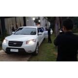 Locação de limousine para balada quanto custa na Chácara Lago Grande