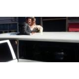 Locação de limousine para casamento onde encontrar em Capivari