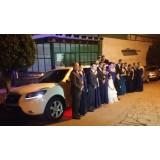 Locação de limousine para casamento onde localizar em Santa Cecília