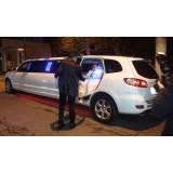 Locação de limousine para casamento preço acessível em Ribeira