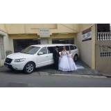 Locação de limousine para casamento valor no Jardim das Esmeraldas