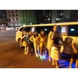 locação de limousine para festa de aniversário preço na Vila Icarai